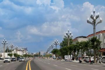 【行业知识】现如今很多的城市亮化工程为什么选择玉兰灯?